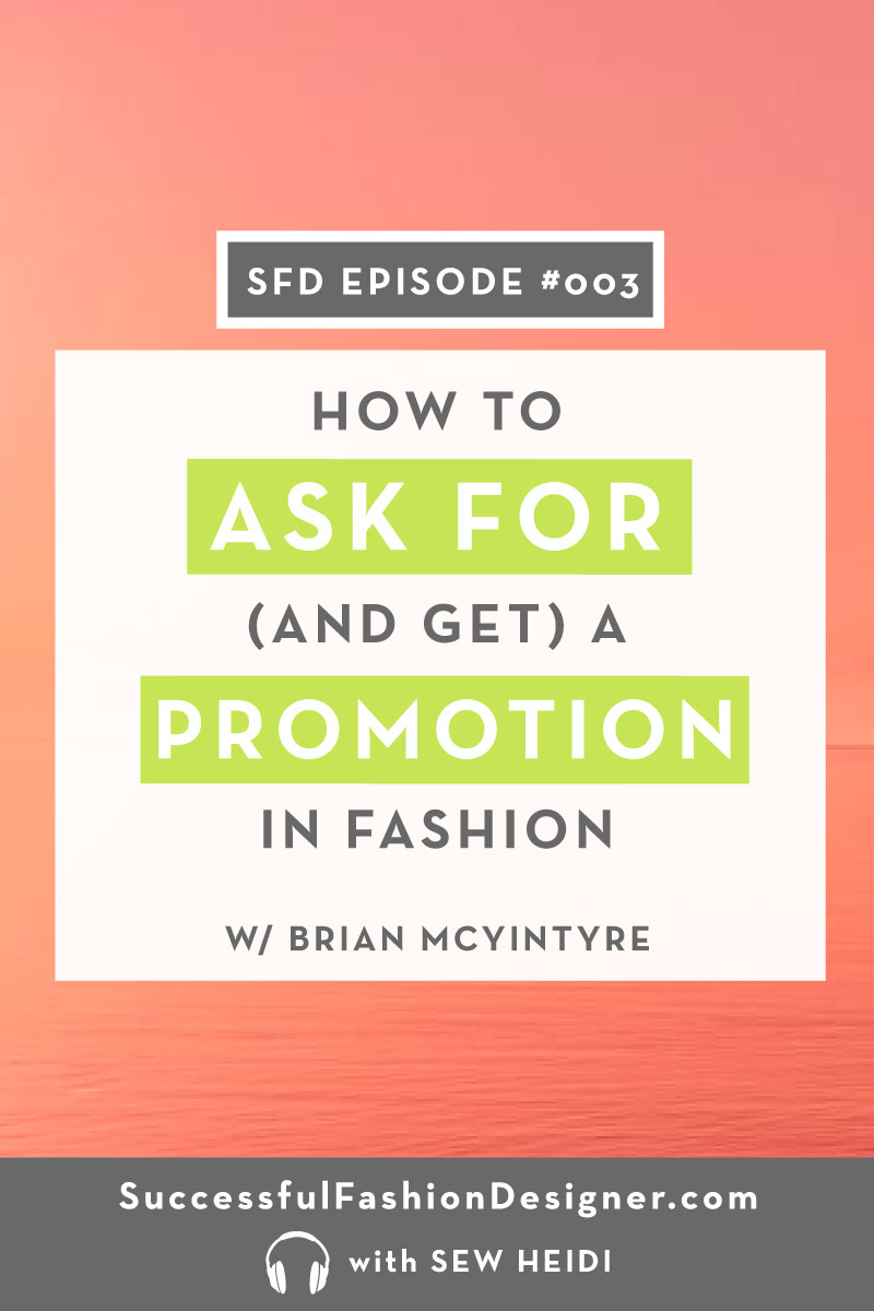 Fashion Industry Career Advice
